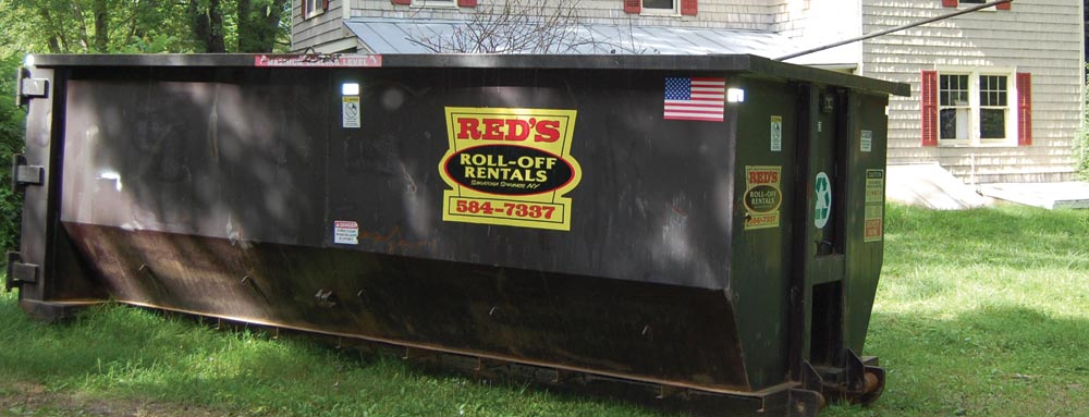 rent a dumpster saratoga springs ny